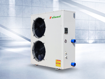 Swimming pool heat pump-19.6kw Heating capacity
